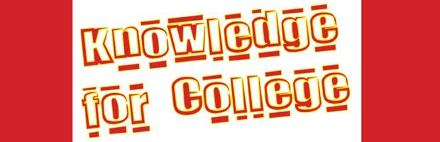 College Knowledge 80